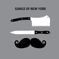 High Quality Classic Film Movie  gangs of new york 100% Cotton Casual Fashion T-shirt Tee Dress Camiseta Cloth