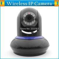 Wireless Indoor PT HD CCTV Wifi Smart Home Security Alarm System IP Video Security Camera 720P Onvif 1MP Memory Card Kamepa Wifi
