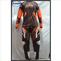 free shipping 2014 new model KTM set pant and shirt motorcycle pant and motorcycle shirt sport pant and sport shirt SWQ