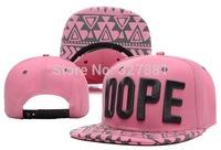2014 style! Free shipping Adjustable men cap snapback hat for man woman , wholesale hats 100%COTTON baseball CAPS