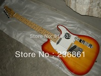 Best Price HOT ! tele guitar High Quality Tele Electric Guitar Ameican Sandard Cherry Burst Telecaster Electric Guitar