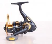 New German Technology Spinning Reel 5000 Series Fishing Reel Gapless12BB Metal Spool  For Shimano Feeder Fishing Free Shipping