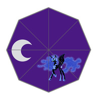 Personlized Your Own Unique Cartoon Umbrella My Little Pony Foldable Umbrella