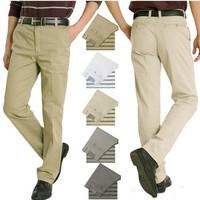 free shipping men's pants , 2014 business men's pants , casual men sumemr pants 38