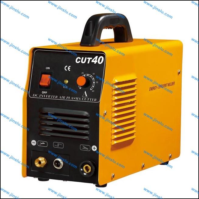 Установка для дуговой сварки JINSLU 40 MOSFET MOSFET CUT-40 горелки для аргонно дуговой сварки купить
