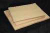 2pack/lot , 100sheets/pack, A5 80g  6 hole loose leaf  ring binder notebook refilled blank kraft paper inner sheet