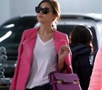 Женская одежда из кожи и замши Taobao  6925