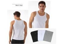 Better Quality Tank Top Men Cotton Men's Vest Gym Sports Brand Muscle Man Sleeveless Undershirt