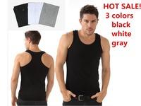 Hot Sale High Quality Men Tank Top Cotton Men's Vest Muscle Man Undershirt