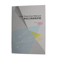 Hot Selling !! 2014 Lishi 2-in-1 Tools User Manual Free Shipping with high quality