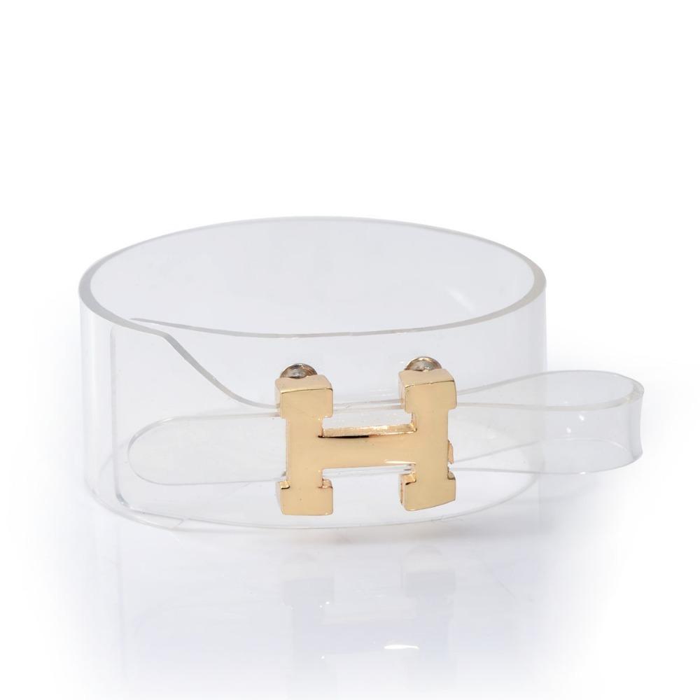 Plastic Cuff Bracelet Blanks Plastic h Cuff Bracelets