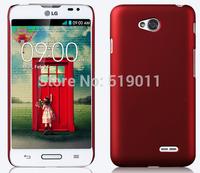 For LG L80 Matte Hard Case,New Rubber Hard Back Cover Case For LG L80