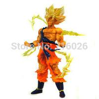 Dragonball Dragon Ball Action Figure Z Super Saiyan Goku Son Gokou Boxed PVC Action Figures Model Collection For Baby Toy Gift