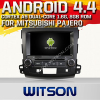 WITSON Android OS 4.2  Capacitive touch screen Built in 8GB Flash CAR DVD MISUBISHI OUTLANDER (2006-20012)+Free Shipping+GIFT