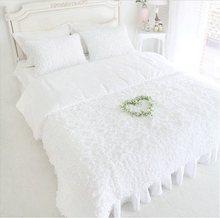 popular comforter set red