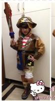 boy umbrella lovely pirate sunny umbrella blue pirate umbrella rain boots rain clothes rain bag four pieces one set
