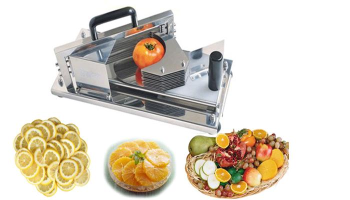 vegetable shredders potato tomato lemon fruit slicer stainless steel manual free shipping DHL fedex(China (Mainland))
