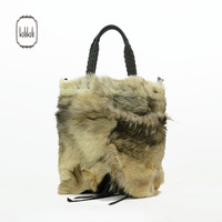 2013kilikili women's handbag fur women's handbag Women fashion handbag