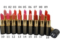2014 new 1pcs high quality lipstick Brand Cosmetic Makeup Lustre Long Lasting Nude color Lipsticks