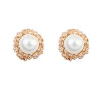Exquisite  all-match Pearl Earrings ,channel earrings ( 106112)