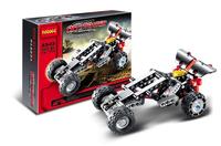 Decool Building Blocks Off-Roader Construction Set Educational Jigsaw DIY Bricks Toys for Children Lego Compatible Free Shipping