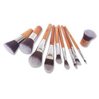 Hot New arrival wool everyday minerals edm itahake multifunctional brush flat brush free shipping