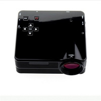 Tesco EPQ28 Portable projector led home Cinema lcd proyector mini projetor