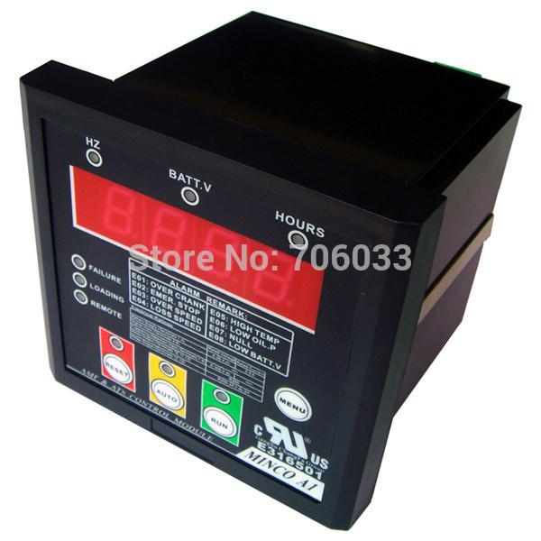 Wholesale LED display generator controller ATS control supplier(China (Mainland))