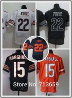 Matt Forte #22 Chicago men Elite jersey American Football Jerseys Sports Jersey,Embroidery Logos,Free Shipping,Accept Mix Order