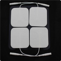 High quality ! 5*5cm Adhesive electrode Pad for pain relif