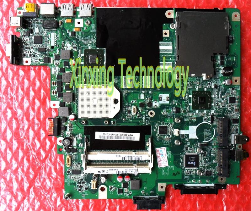 Latop motherboard For gateway M-7301 M-7301U M-26 SA8 MBWA606001 DA0SA8MB8F0 100%tested(China (Mainland))