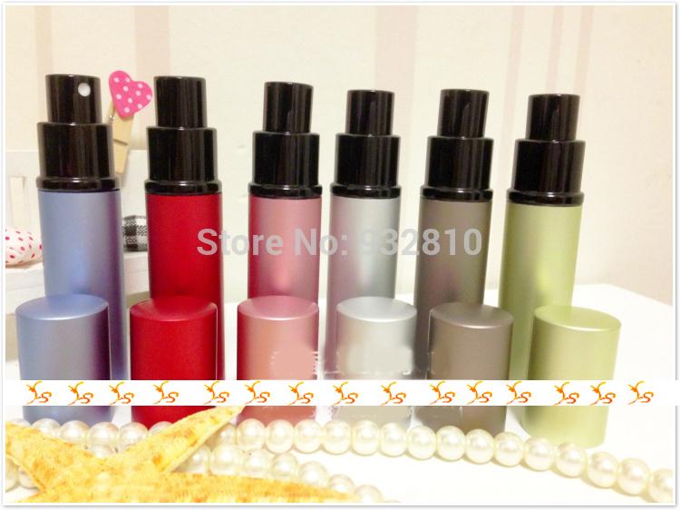 12ml Elegant Color Perfumes and Fragrances Bottles for Women Glass Jars Scent Bottle Valentine Gifts 10pcs