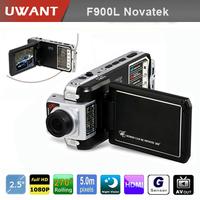 F900LHD 1920X1080P Car Camera 5MP 30fps Registrator Car DVR Full HD Video Recorder F900 Novatek Chipset DVR Recorder