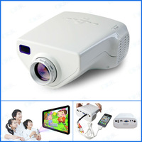 Tesco Mini Led Projector HDMI For Video Games TV Movie VGA AV Portable Home Theater Proyector
