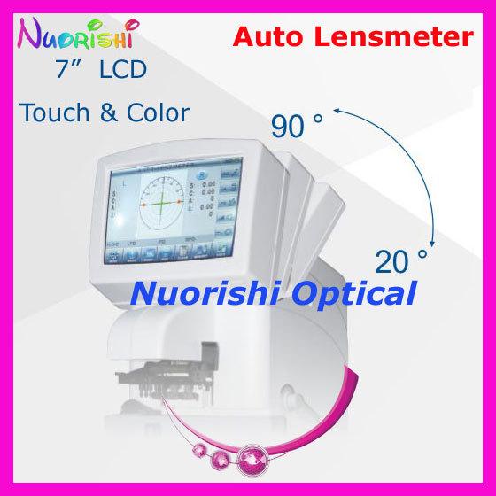 JD2000B digital lensmeter with PD measurement auto lensmeter focimeter lens meter(China (Mainland))
