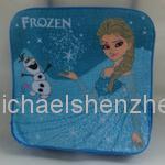 Wholesale - Hot Sale Children's Baby Accessories Cartoon Face Towel Child Thing Frozen Elsa Princess Olaf 20cm*20cm Childs Thing