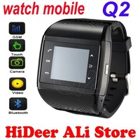 Watch Mobile Q2 with 2.0MP Camera Smart Watch Mobile Phone 1.4 Inch Display  Dual SIM Card Dual Standby  Smart Watch Mobile Q2