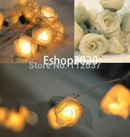 Hot New Styles LED Chandelier Luminous Light Luminaria Home Decoration Navidad Lamps 3 M Holiday Lighting String Pendant Lights