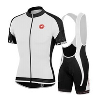 2014 New sportswear Men Fox Cycling jersey Wear ropa ciclismo bicicleta mountain bike maillot clothing shirts bib shorts set