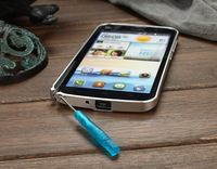 Super High quality Aluminum alloy 100% Metal Frame Bumper for Huawei G730 phone metal shell 0.7 mm ultra-thin metal frame