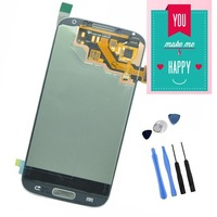 100% New For Samsung Galaxy SIV S4 i9500 i9505 i337 M919 Replacement LCD Display with Touch Digitizer Screen Assembly Free Tools