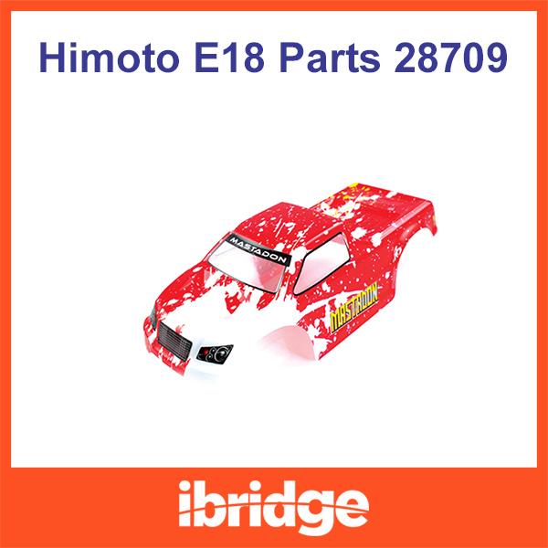 Himoto 1:18 Truck Body for E18MT/E18MTL(China (Mainland))