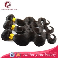 Thick unprocessed queen cheap virgin human hair body wave goddess hair weft 8 - 30 inch remy brazilian hair wholesale for women
