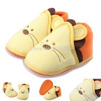 Baby Winter Warm Shoes Infant Prewalker Soft Cotton First walker For Boy Girl Summer/ Winter Shoes Toddler Shoes Cartoon  0271