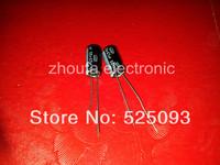 Free shipping Electrolytic capacitor 47UF 50V   50V  47UF 50V   volume  6*12  in stock