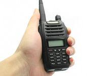 Free Shipping!2014 New Version Pofung UV-B6 VHF/ UHF Dual Band Walkie Talkie Two-Way Ham Radio
