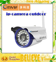 VSTARCAM NEW Model C7815WIP 1.0 MegaPixel Plug&Play wifi Infrared waterproof Onvif security HD wireless IP camera 720P