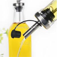 free shipping  Glib anti-spill lid cover seasoning sauce bottle corks Kitchen