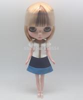 Blythe 2014 12''Nude  Blythe doll special short hair blythe for girls gift