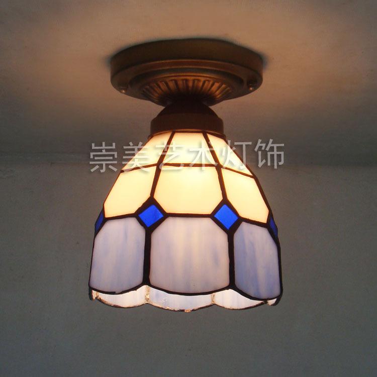 stained glass ceiling light fixtures promotion online. Black Bedroom Furniture Sets. Home Design Ideas